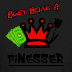 Finesser - Kids' Long Sleeve T-Shirt