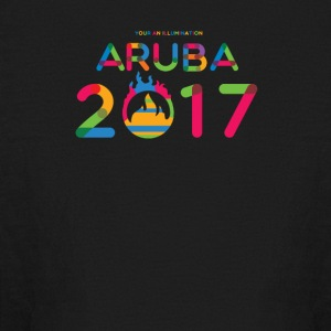 Aruba 2017 - Kids' Long Sleeve T-Shirt