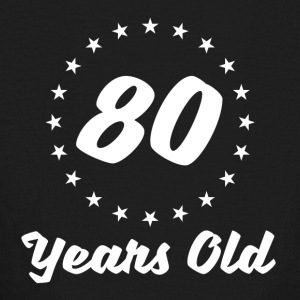 80 Years Old - Kids' Long Sleeve T-Shirt