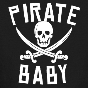 Pirate Baby - Kids' Long Sleeve T-Shirt