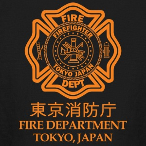 TOKYO FIRE DEPARTMENT - Kids' Long Sleeve T-Shirt