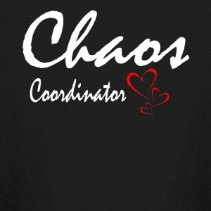 chaos coordinator - Kids' Long Sleeve T-Shirt