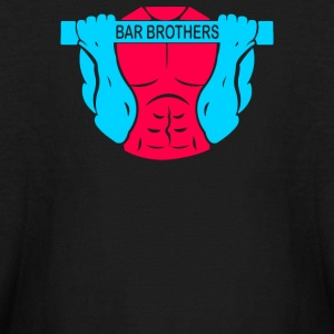 Bar Brother Gym - Kids' Long Sleeve T-Shirt