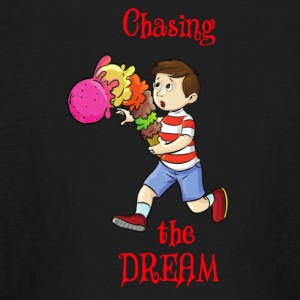 Chasing the DREAM - Kids' Long Sleeve T-Shirt