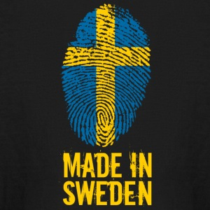 Made In Sweden / Sverige - Kids' Long Sleeve T-Shirt