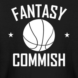 Fantasy Basketball Commish - Kids' Long Sleeve T-Shirt