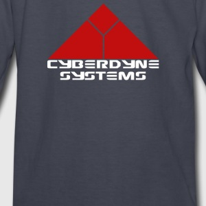 Cyberdyne Systems Terminator Movie - Kids' Long Sleeve T-Shirt