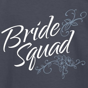 Bride Squad - Kids' Long Sleeve T-Shirt