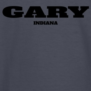 INDIANA GARY US EDITION - Kids' Long Sleeve T-Shirt