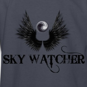 sky watcher - Kids' Long Sleeve T-Shirt
