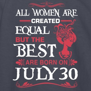 The Best Woman Born On July 30 - Kids' Long Sleeve T-Shirt