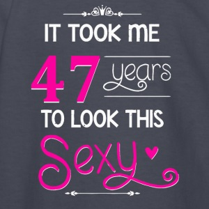 It Took Me 47 Years To Look This Sexy - Kids' Long Sleeve T-Shirt
