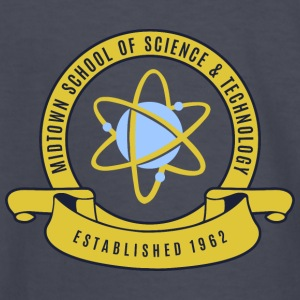 Midtown School of Science & Tachnology - Kids' Long Sleeve T-Shirt