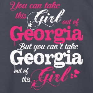 Georgia - Kids' Long Sleeve T-Shirt