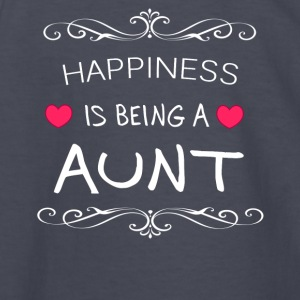 Happiness Is Being a AUNT - Kids' Long Sleeve T-Shirt
