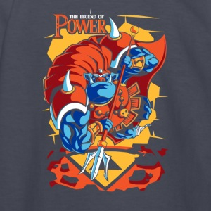 Power Of Attack - Kids' Long Sleeve T-Shirt