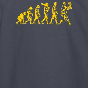 Evolution Of Tennis - Kids' Long Sleeve T-Shirt