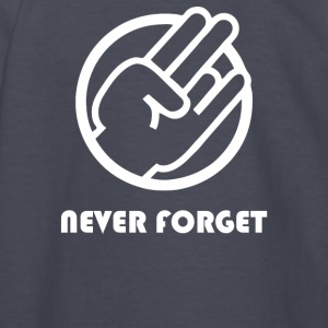 Never Forget - Kids' Long Sleeve T-Shirt