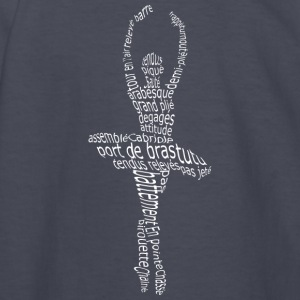 ballet lingo - Kids' Long Sleeve T-Shirt