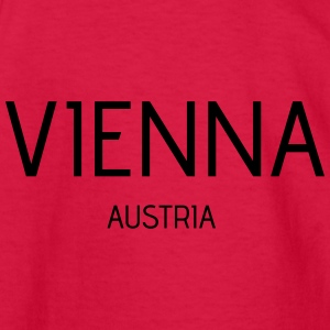 vienna - Kids' Long Sleeve T-Shirt