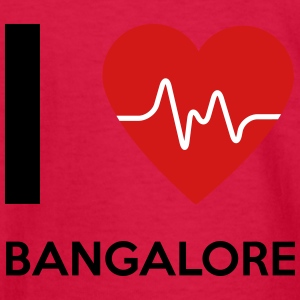 I Love Bangalore - Kids' Long Sleeve T-Shirt
