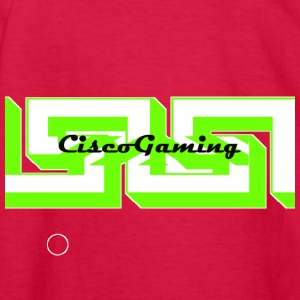 Youtube channel Cisco Gaming - Kids' Long Sleeve T-Shirt