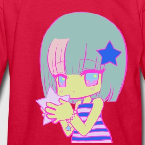 wishing upon stars - Kids' Long Sleeve T-Shirt