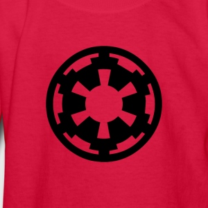 Imperial Wheel - Kids' Long Sleeve T-Shirt