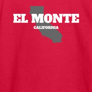 CALIFORNIA EL MONTE US STATE EDITION - Kids' Long Sleeve T-Shirt