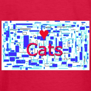 cats pats - Kids' Long Sleeve T-Shirt