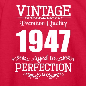 Vintage Premium Quality 1947 Aged To Perfection - Kids' Long Sleeve T-Shirt