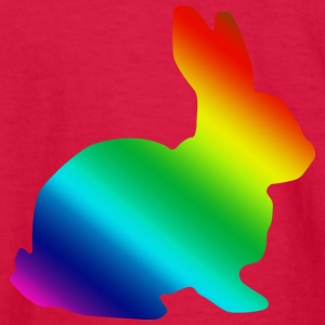 LGBT Rabbit - Kids' Long Sleeve T-Shirt