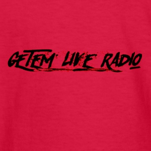 Getem Live Radio - Kids' Long Sleeve T-Shirt
