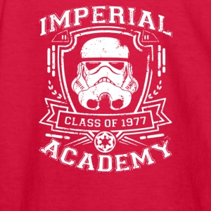 Imperial Academy Tie Fighter Star Wars Darth Vader - Kids' Long Sleeve T-Shirt
