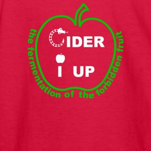 Cider I Up West Country Cider Drinking - Kids' Long Sleeve T-Shirt