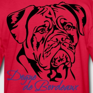 Dogue de Bordeaux - Kids' Long Sleeve T-Shirt