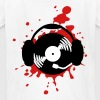 Music / Splatter / DJ Design - Kids' T-Shirt