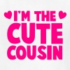 I'm the CUTE COUSIN! - Kids' T-Shirt