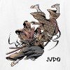 Judo Design Uki Otoshi Throw - Kids' T-Shirt