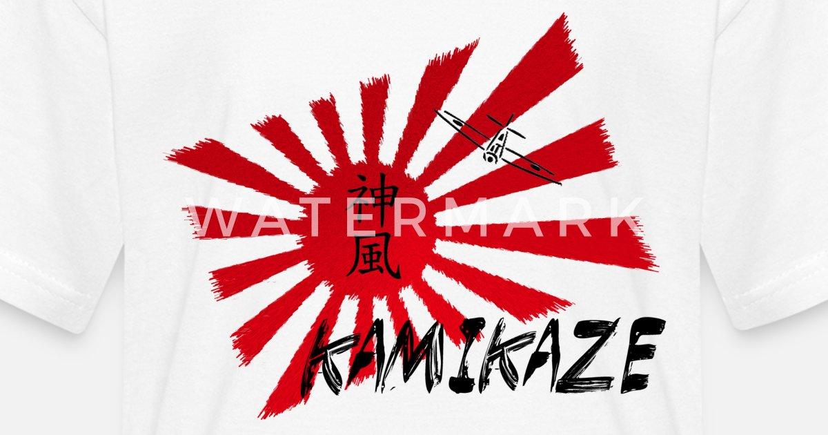 908ce1ee1 Kamikaze Kids  T-Shirt