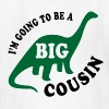 Dinosaur Big Cousin To Be - Kids' T-Shirt