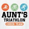 Triathlon Aunt - Kids' T-Shirt