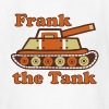 Frank the Tank - Kids' T-Shirt