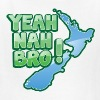 yeah nah bro NEW ZEALAND funny saying - Kids' T-Shirt