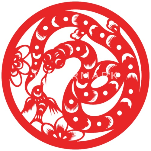 Chinese New Years Zodiac Year Of The Snake By Party Spreadshirt