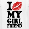 I love my girlfriend - Kids' T-Shirt