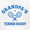 Grandpa's Tennis Buddy - Kids' T-Shirt