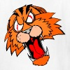 scary tiger - Kids' T-Shirt