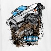 White Ford Ranger T-Shirt - Kids' T-Shirt