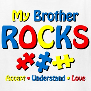 Autistic Brother Rocks